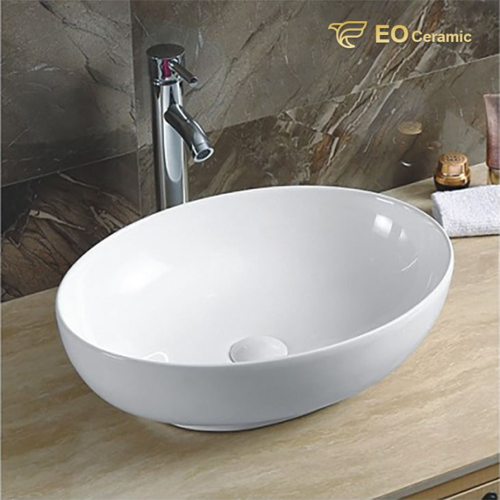Boat Ceramic Wash Basin