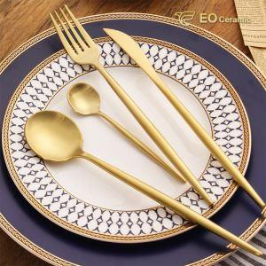 Banquet Ceramic Plate Set