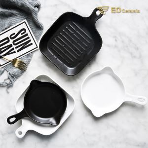 Ceramic Bake Cooking Pan