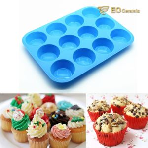 Ceramic Bake Muffin Pan