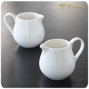 Ceramic Milk Jug with Handle