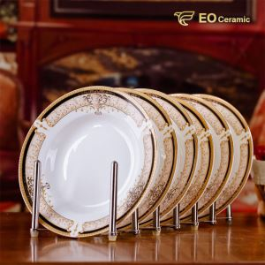 Cutomized Ceramic Plate Set