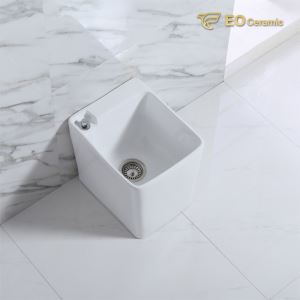 Elegant Ceramic Mop Sink