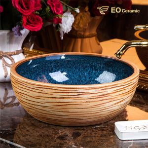European Ceramic Art Basin
