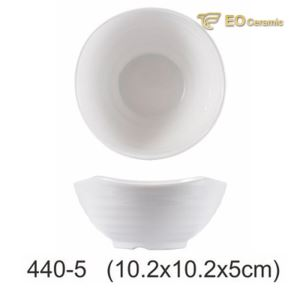 Children's Insulated Imitation Porcelain Bowl