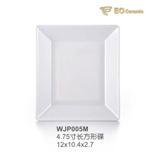 Chinese Seasoning Imitation Porcelain Dish
