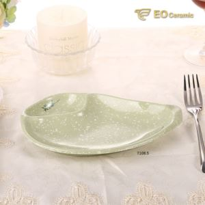 Light Ink Color Seasoning Disc Melamine Cutlery