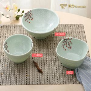 Personality Cute Small Imitation Porcelain Bowl