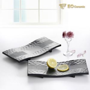 Sushi Dessert Cooking Imitation Porcelain Tray